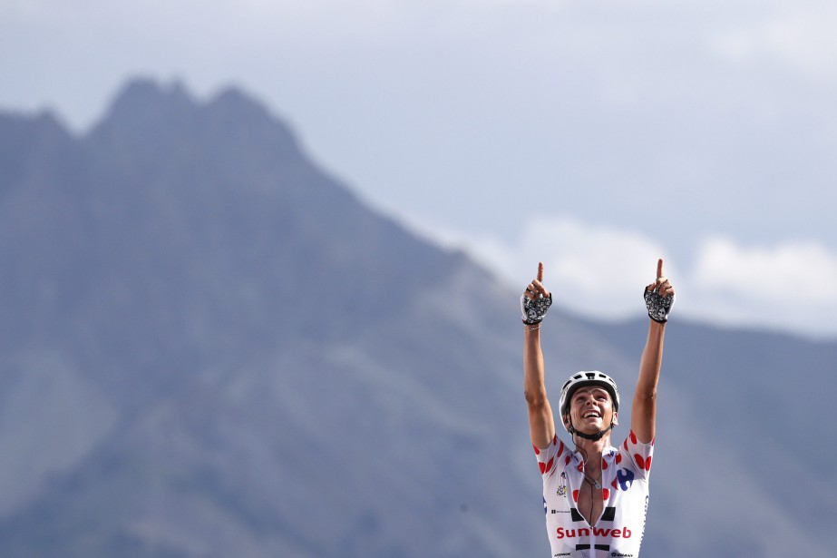 Warren Barguil... (Photo Christophe Ena, Associated Press)