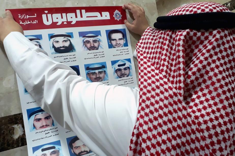 Les autorités koweïtiennes ont ordonné l'expulsion d'une quinzaine... (PHOTO AFP)