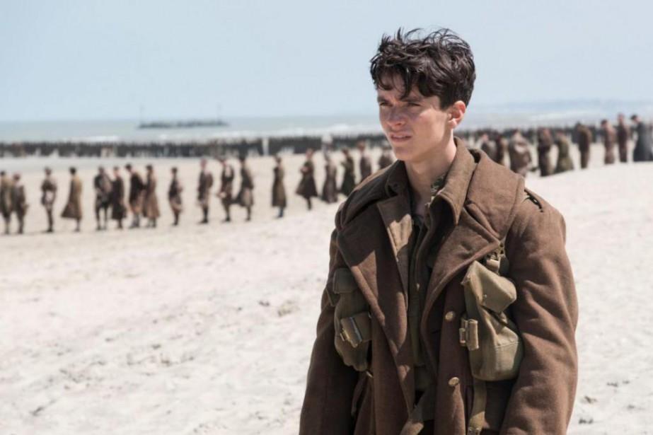 Christopher Nolanréussit grâce à Dunkirk un vrai coup... (photo fournie par warner)