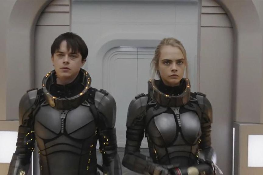 Avec Valerian and the City of a Thousand Planets, le... (PHOTO FOURNIE)