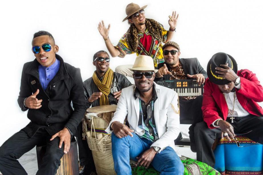 Les six membres de Tribu Baharú feront entendre... (Photo Antonia Zennaro, fournie par Nuits d'Afrique)
