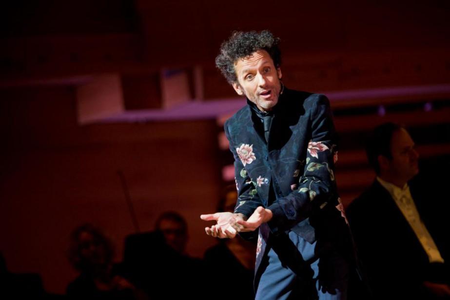«Ce qui est rafraîchissant avec André Sauvé, c'est... (Photo Sarah Mongeau-Birkett, La Presse)