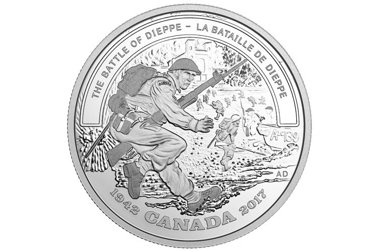 Le raid sur Dieppe est appelé la «bataille... (photo fournie par La Presse canadienne)