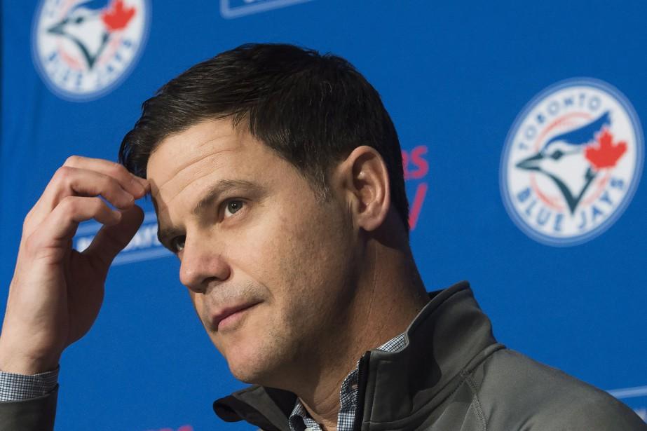 Le directeur général des Blue Jays, Ross Atkins,... (Photo La Presse canadienne)