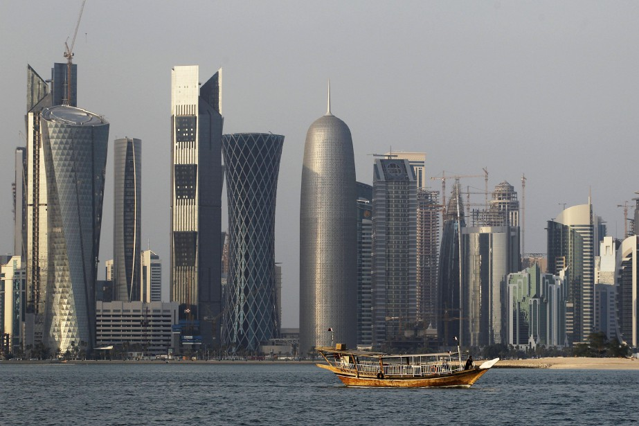Le 5 juin dernier, l'Arabie saoudite, les Émirats... (AP)