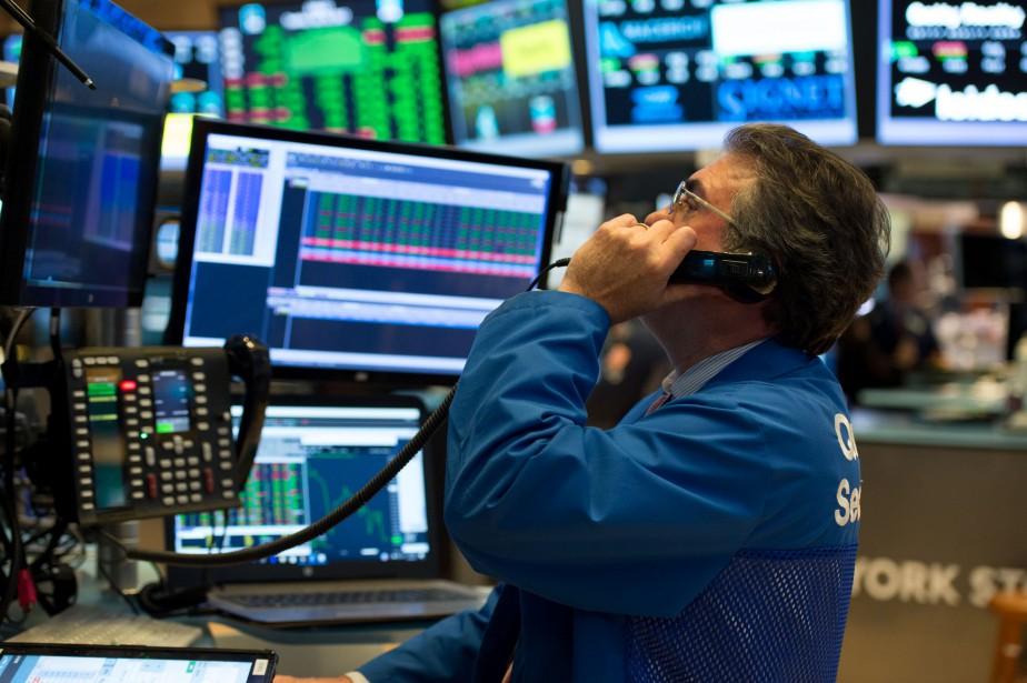 «On a de sacrément bons résultats d'entreprises, qui... (AFP)
