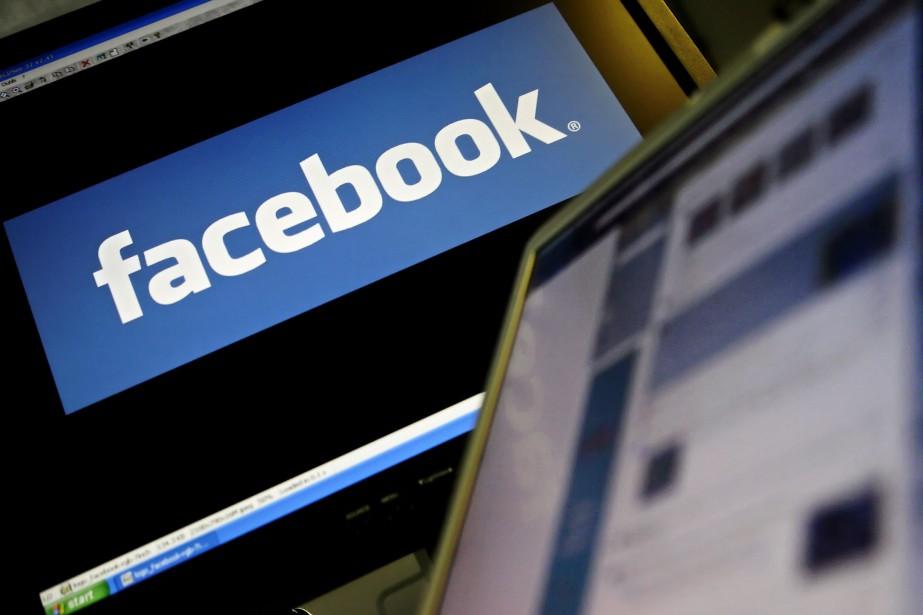 Un tribunal belge a ordonné à Facebook de... (PHOTO LEON NEAL, ARCHIVES AGENCE FRANCE-PRESSE)