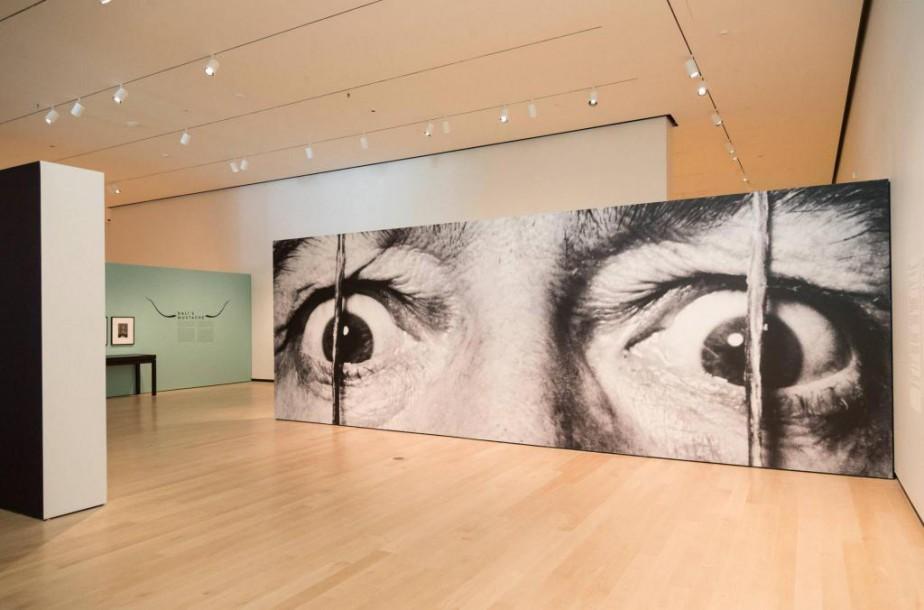 L'expositionPhilippeHalsman - Étonnez-moi!propose une incursion dans l'univers du... (Photo fournie par le Musée national des beaux-arts du Québec)