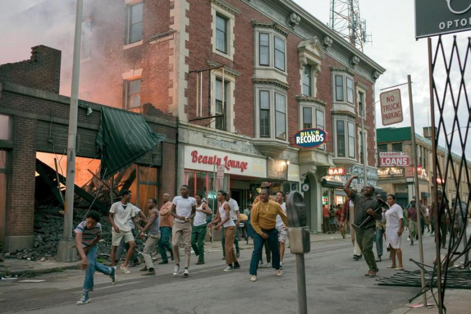 Detroit revient sur un épisode très sombre de... (photo fournie parAnnapurna Pictures)