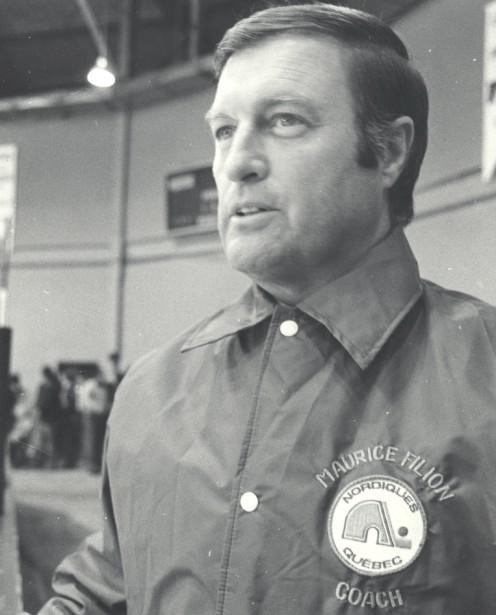 Maurice Filion en 1980 (Archives Le Soleil)