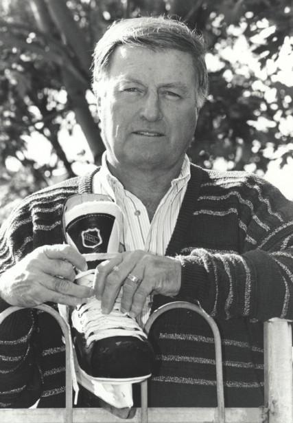 En octobre 1993 (Archives Le Soleil, Jean-Marie Villeneuve)
