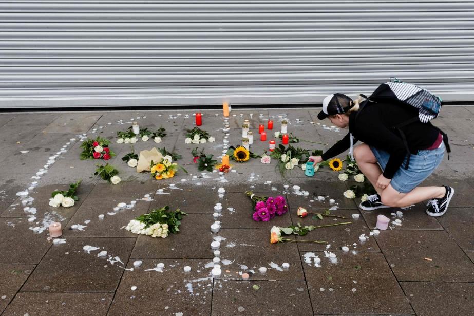 Le bilan s'établit à un mort et six... (PHOTO Markus Scholz, AFP)