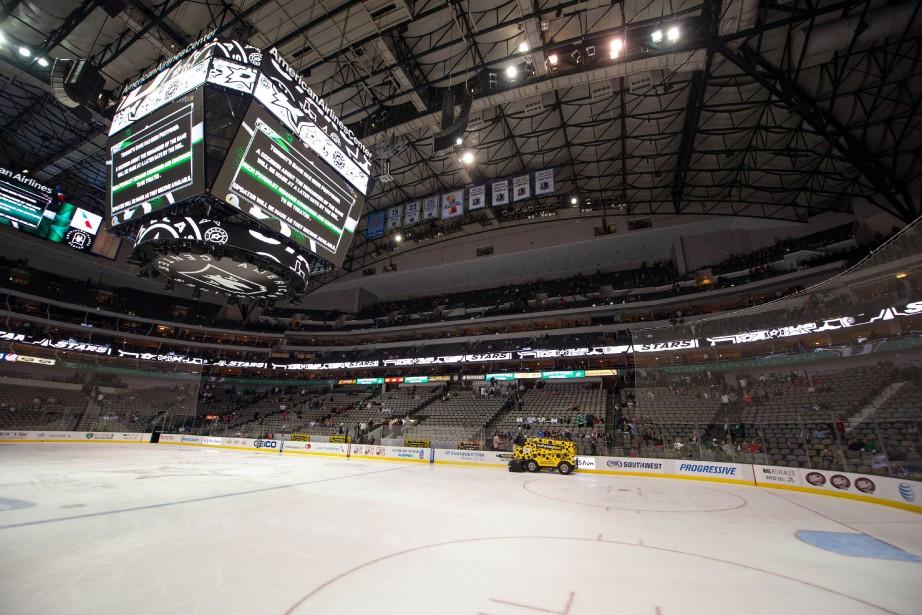 Les Stars et la ville de Dallas accueilleront... (Photo USA Today Sports)