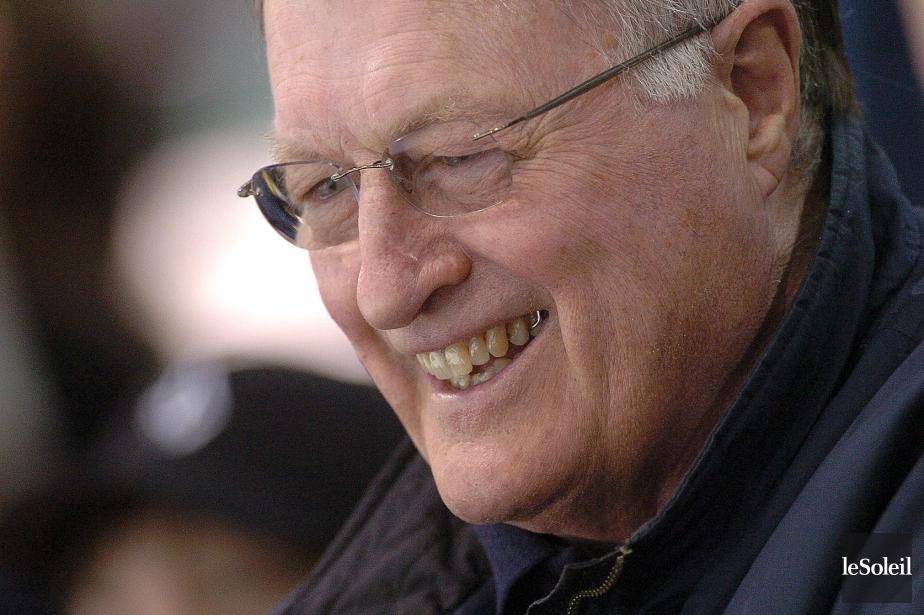 L'ex-directeur général des Nordiques de Québec, Maurice Filion,... (Photo Jean-Marie Villeneuve, archives Le Soleil)