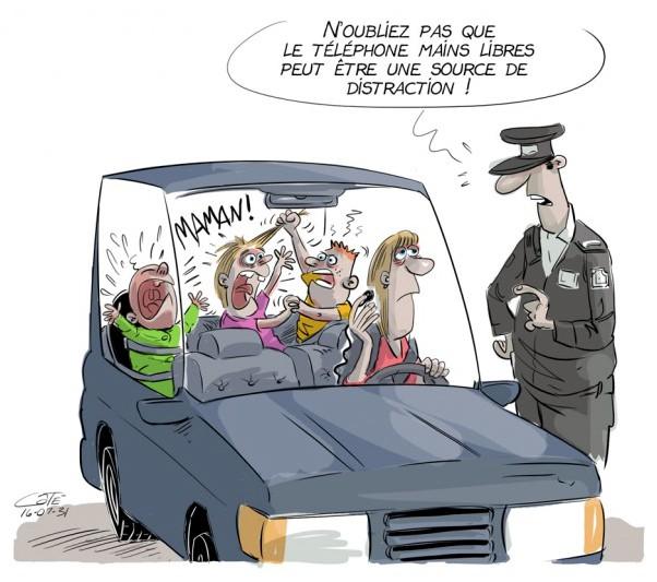 Caricature du 30 juillet (en reprise) (Le Soleil, André-Philippe Côté)