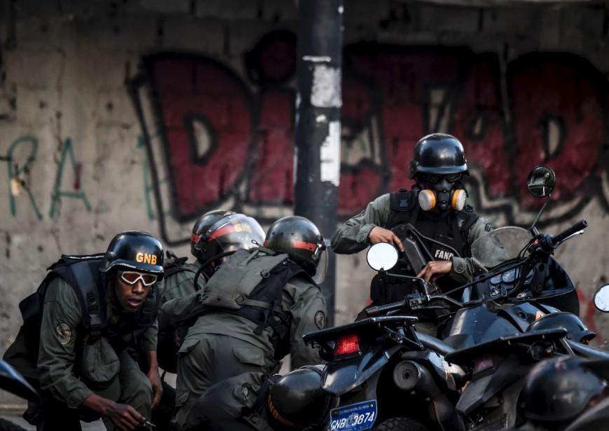 (AFP, Juan Barreto)