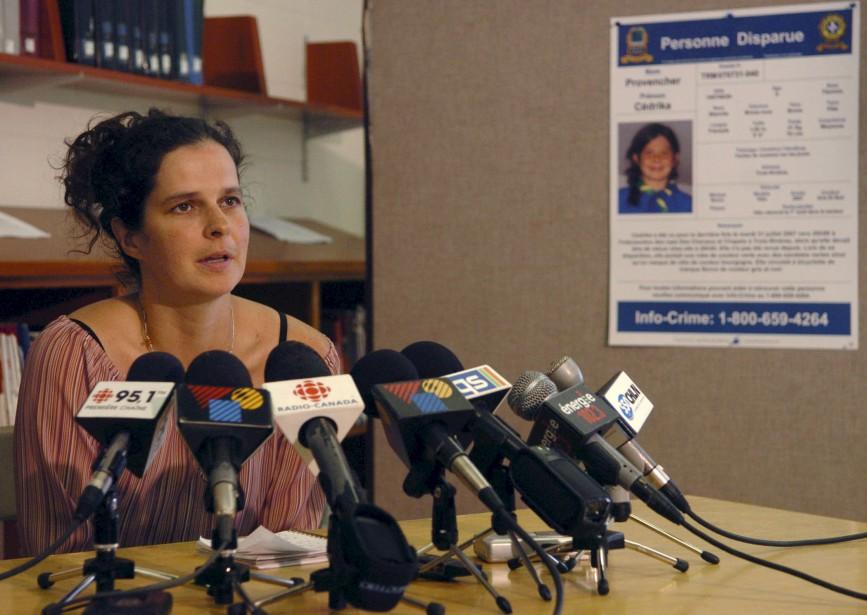 Le 13 août 2007, Karine Fortier participe à une conférence... | 2017-07-30 00:00:00.000