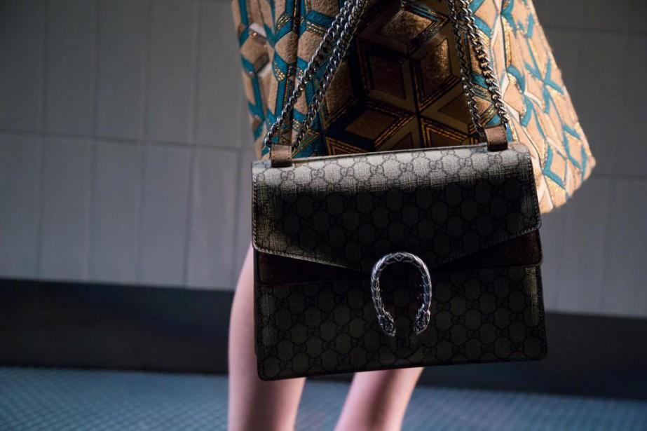 Certaines femmes sont inséparables de leur sac à... (PhotoValerio Mezzanotti,ARCHIVESThe New York Times)