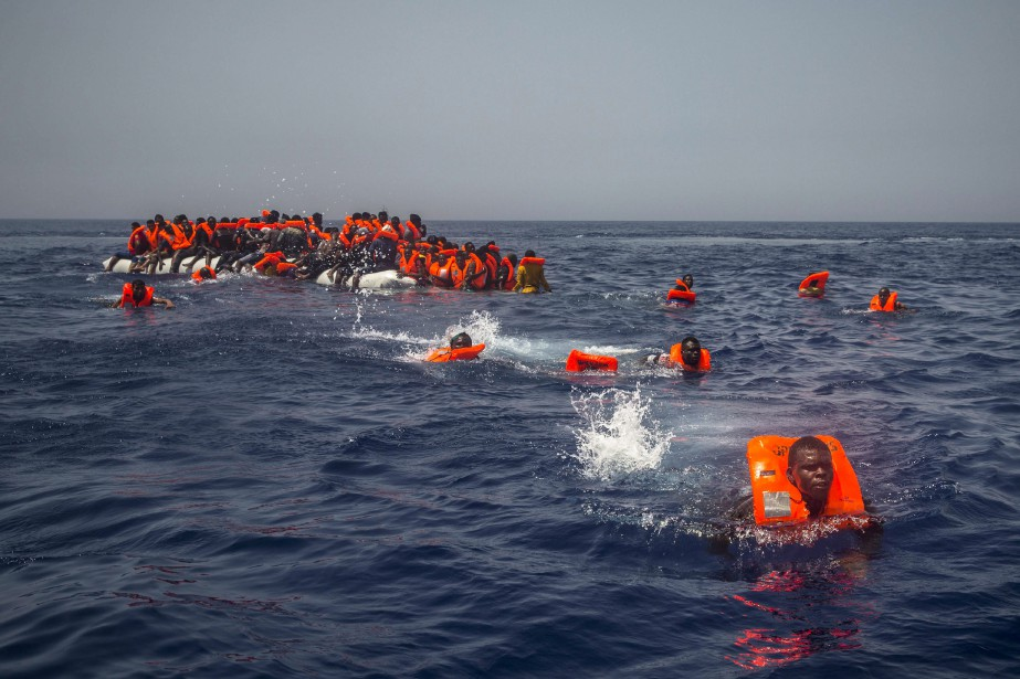 Le ministère italien de l'Intérieur affirme que seule... (ARCHIVES AP)