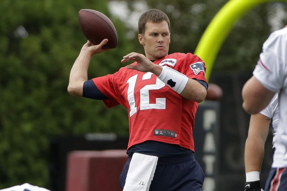 Tom Brady... (Photo Steven Senne, AP)
