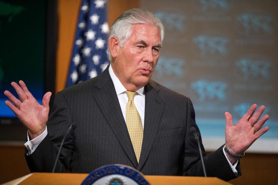 «Nous ne sommes pas votre ennemi», a déclaré... (PHOTO AFP)