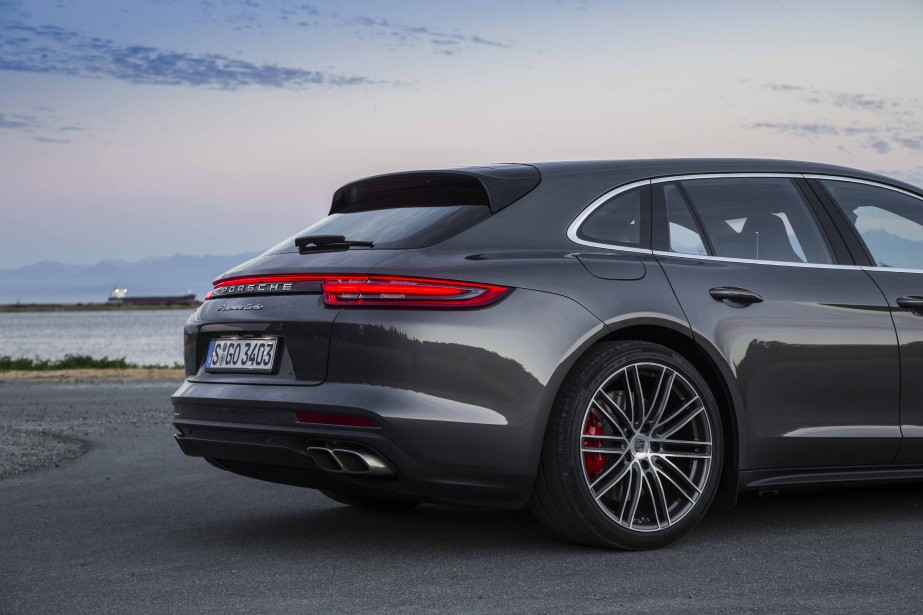 La Porsche Panamera Sport Turismo | 2 août 2017