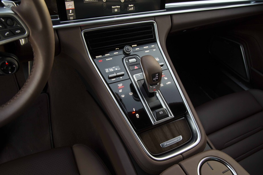 L'intérieur de la Porsche Panamera Sport Turismo | 2 août 2017