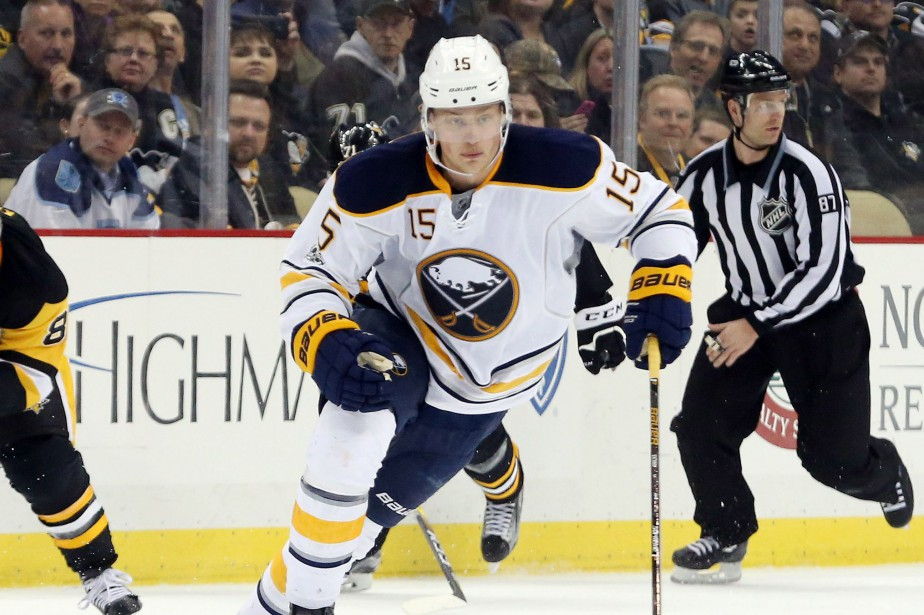 Jack Eichel... (Photo Charles LeClaire, USA Today Sports)