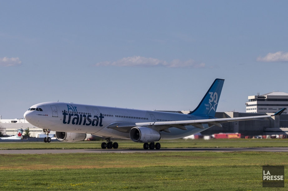 passagers d air transat coinc 233 s ouverture d une enqu 234 te national