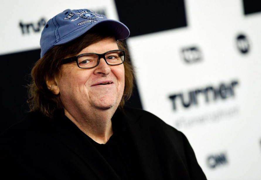 Michael Moore... (Photo archives Associated Press)