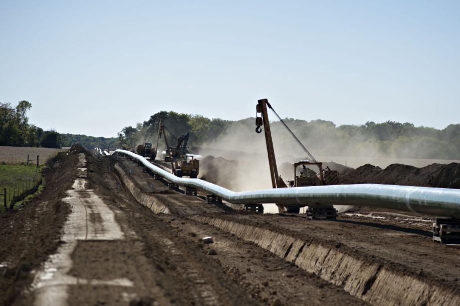 Enbridge a attribué la hausse des coûts aux... (Photo archives Bloomberg)