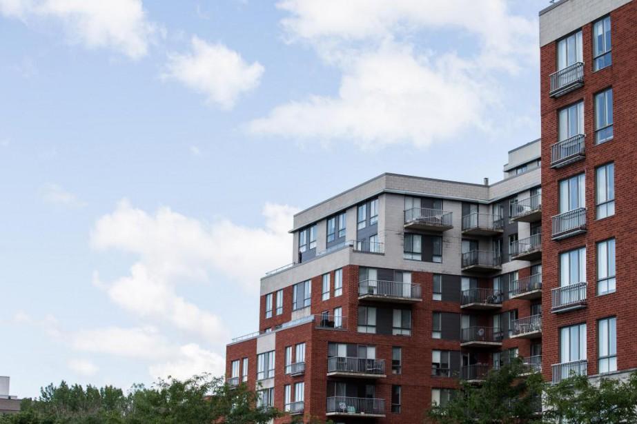 Les reventes de logements ont progressé de 16... (PHOTO EDOUARD PLANTE-FRÉCHETTE, ARCHIVES LA PRESSE)