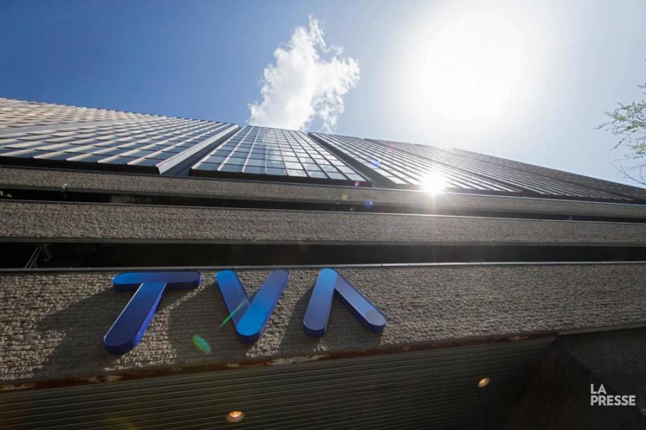 Les revenus du Groupe TVA se sont chiffrés... (PHOTO ARCHIVES LA PRESSE)