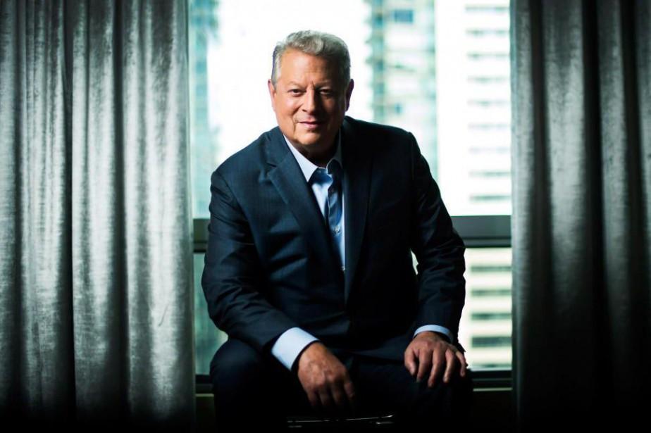 Dans An Inconvenient Sequel:Truth to Power, Al Gore... (Photo Nathan Denette, archives La Presse canadienne)
