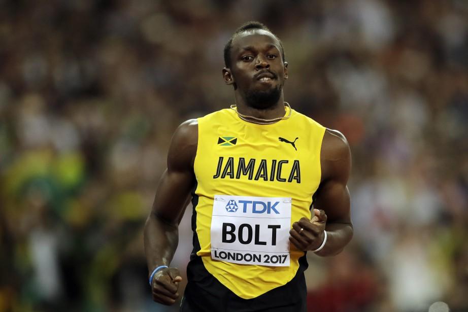 Usain Bolt... (Photo Tim Ireland, AP)