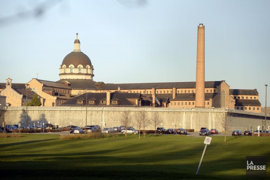 L'Établissement de détention de Montréal, communément appelé prison... (PHOTO BERNARD BRAULT, ARCHIVES LA PRESSE)