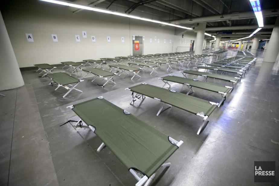 La capacité actuelle d'hébergement du Stade olympique a... (PHOTO DAVID BOILY, LA PRESSE)