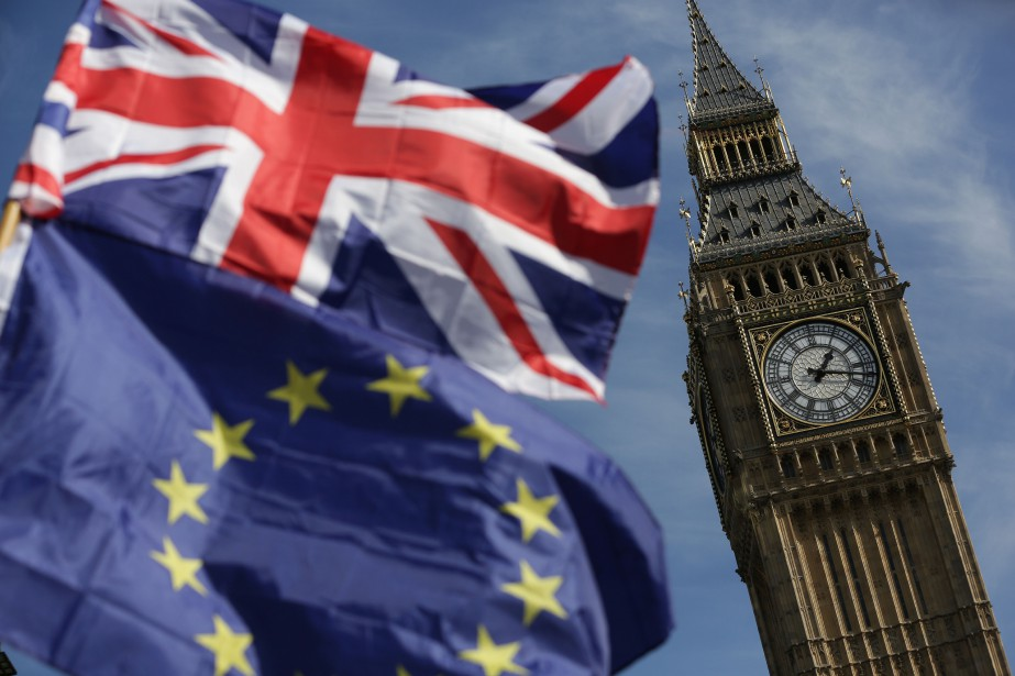 À neuf mois du divorce entre Londres et... (Photo archives AFP)