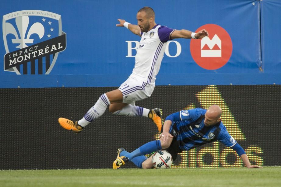 Le Bleu-blanc-noir a eu l'avantage 59-41 au niveau... (Photo La Presse Canadienne)