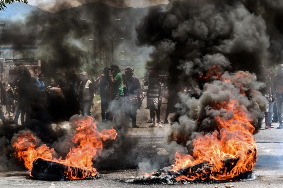La situation se dégrade au Venezuela.... (Photo AFP)