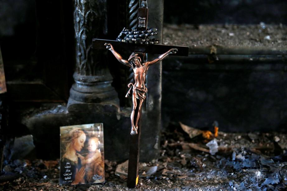Les attaques d'églises sont rares dans le sud... (ARCHIVES REUTERS)