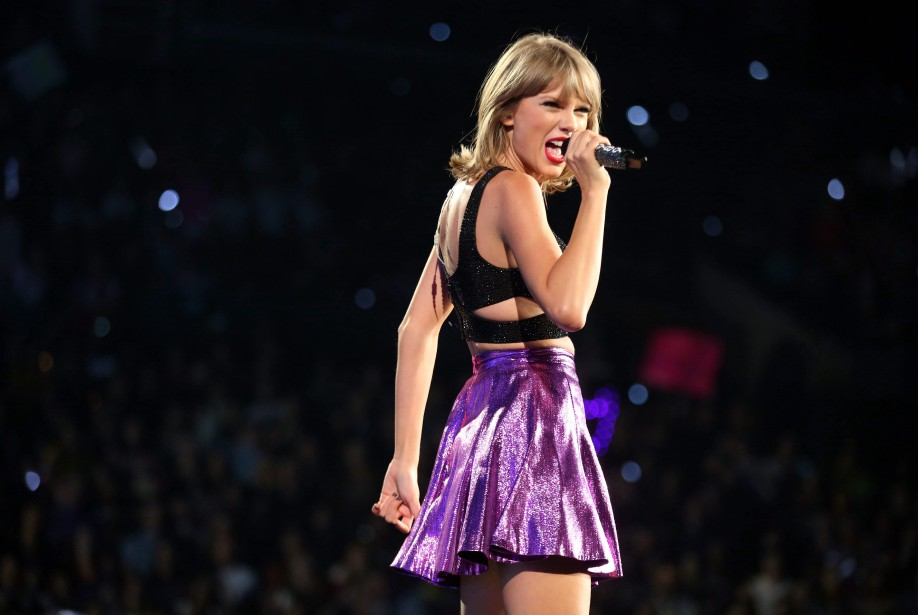La superstar américaine de la pop Taylor Swift a annoncé... (PHOTO ARCHIVES AP)