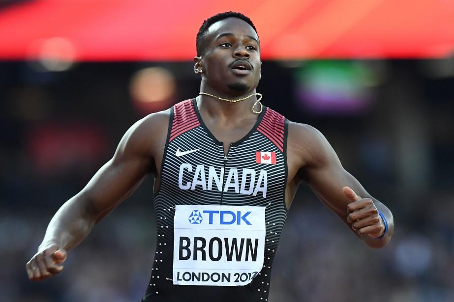 Aaron Brown... (Photo Jewel Samad, Agence France-Presse)