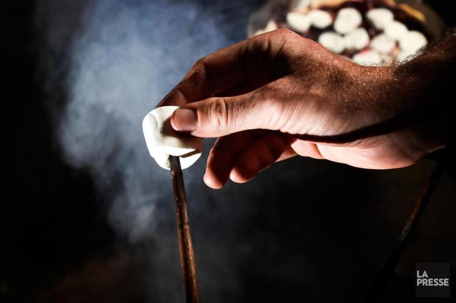 Dans une version québécoise de la madeleine de... (Photo Bernard Brault, La Presse)