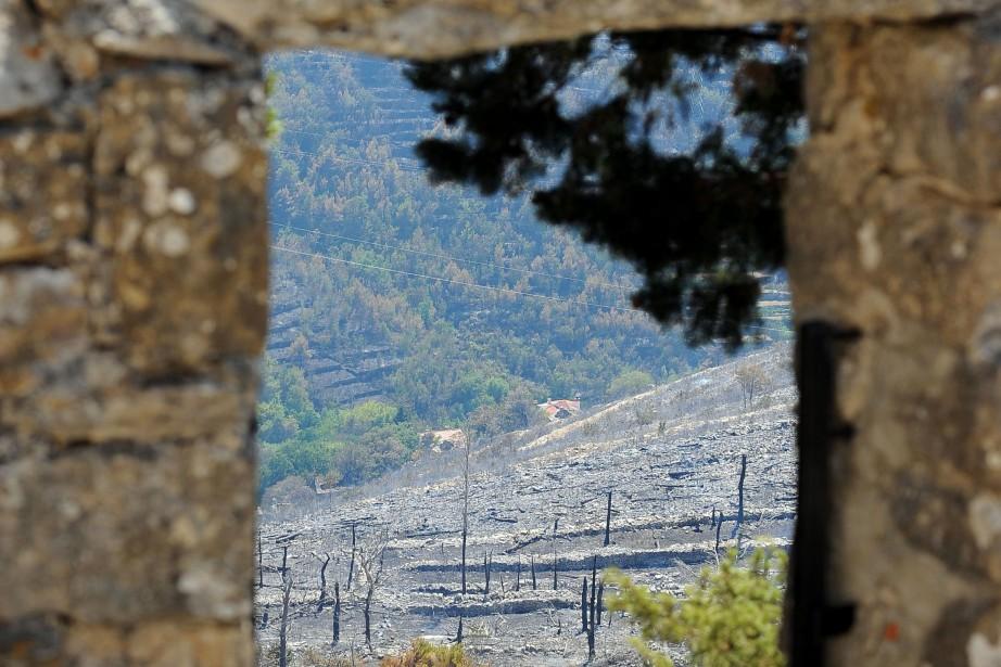De multiples séismes secouent la côte de l'Adriatique... (PHOTO ARCHIVES AFP)
