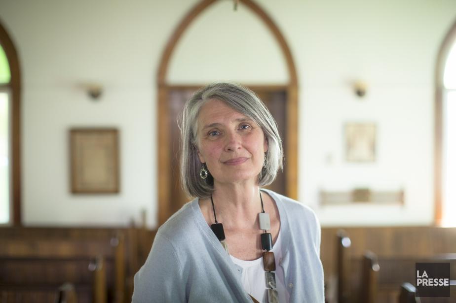 Louise Penny... (Photo archives, La Presse)