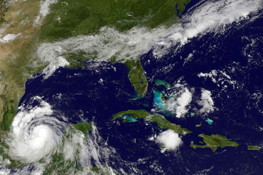 Le premier ouragan de la saison 2017 pourrait... (AFP)