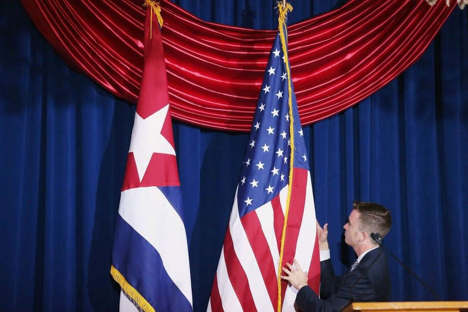 Les relations entre les États-Unis et Cuba, rétablies... (Archives AFP)