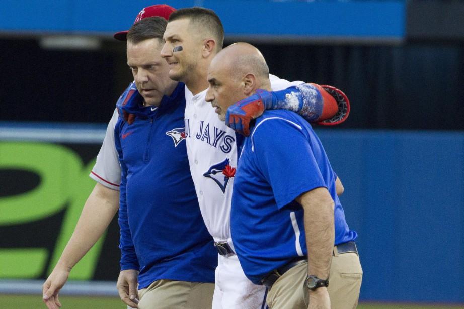 Troy Tulowitzki s'est blessé le 28 juillet dernier.... (Photo Fred Thornhill, La Presse canadienne)