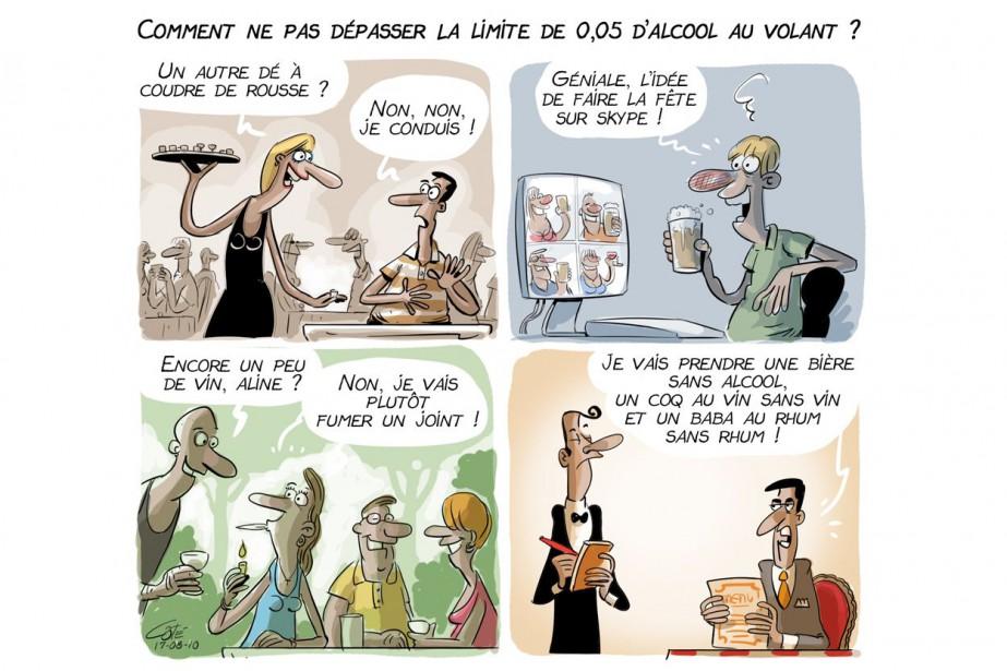 Caricature du 10 août | 9 août 2017